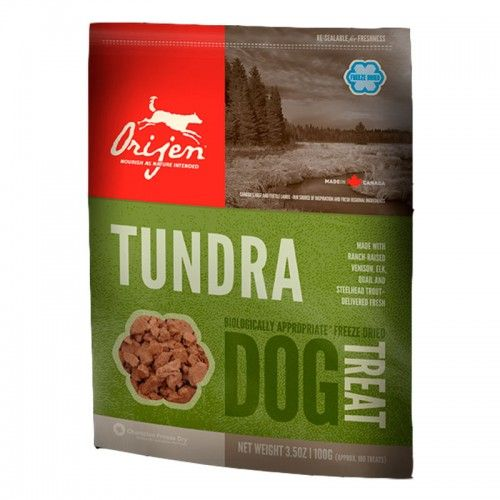 Orijen Tundra Snack dog treats 57 Gr