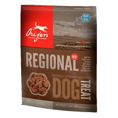 Orijen Regional Red Snack 57 Gr