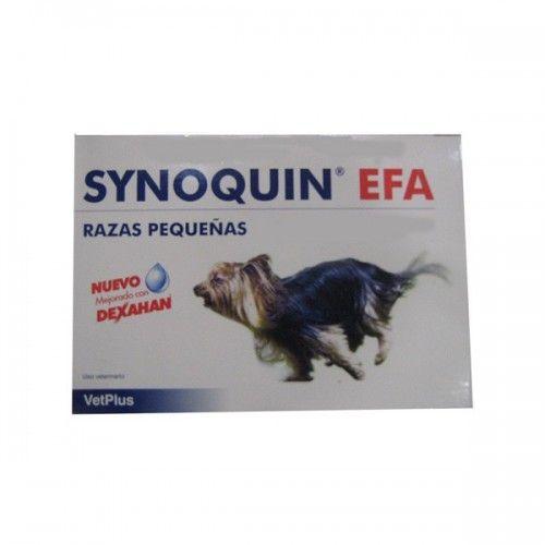 Vetplus Synoquin efa perros pequeños 90 cápsulas
