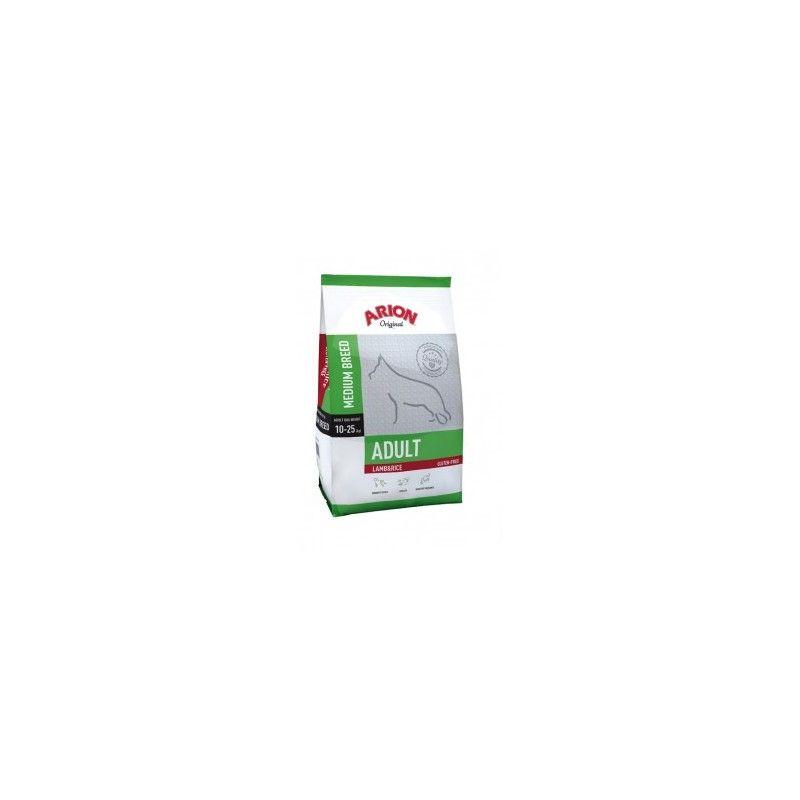 Arion Original Adult Medium Lamb & Rice 12 Kg