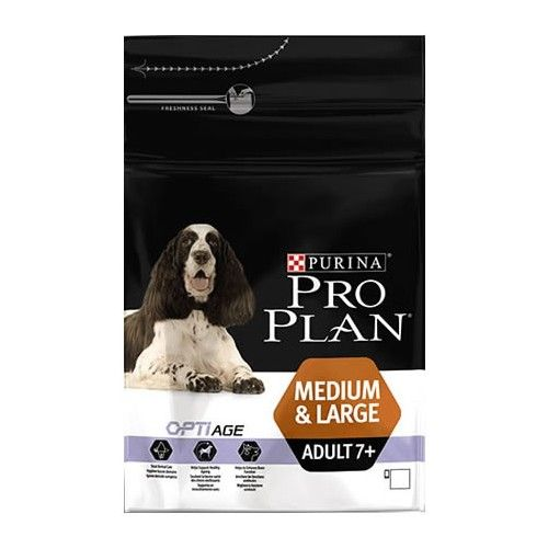 Pro Plan Senior +7 Pollo y Arroz 14 Kg