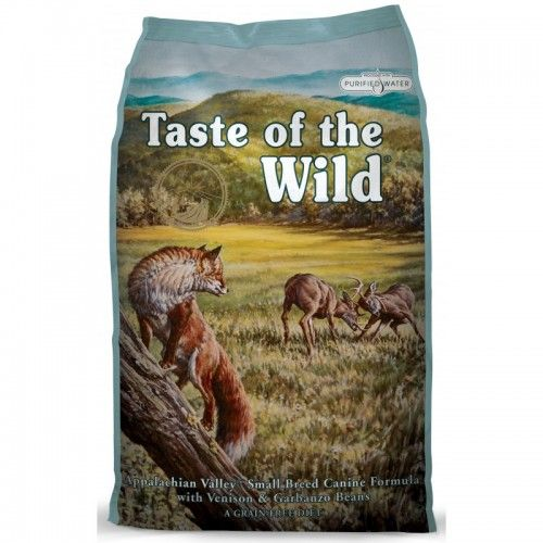 Taste of the Wild small breed Appalachian Valley 13 kg