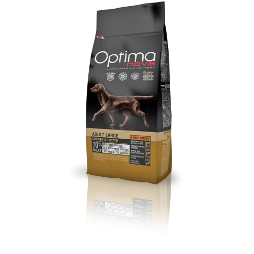 Optima Nova Grain Free Adult Large Chicken & Potato