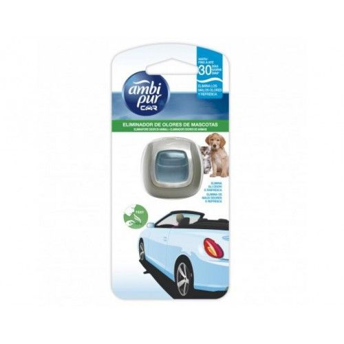 Ambipur Ambientador Car Pet Care - Coche