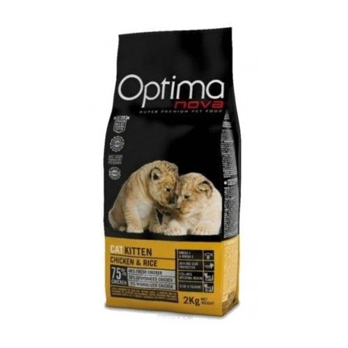 Optima Nova Cat Kitten 8 Kg