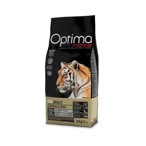 Optima Nova Cat Adult Chicken 8 Kg