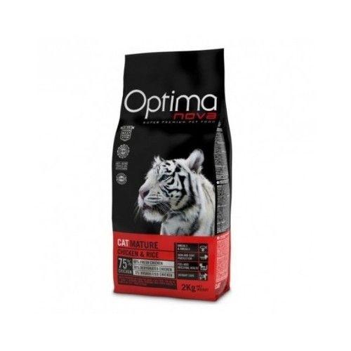 Optima Nova Cat Mature 8 Kg