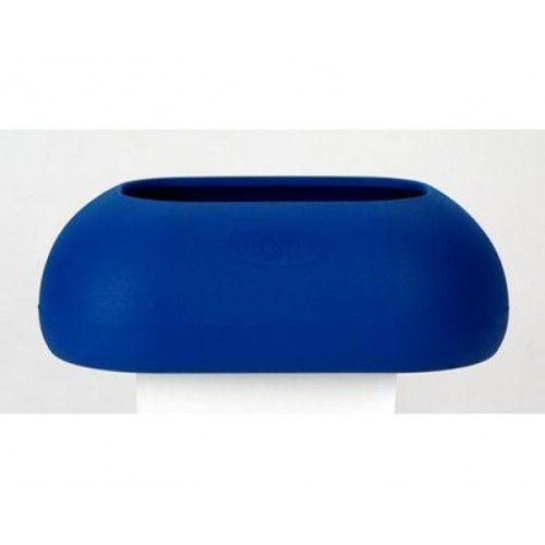 Comedero Antideslizante Incredibowl Azul 2 L