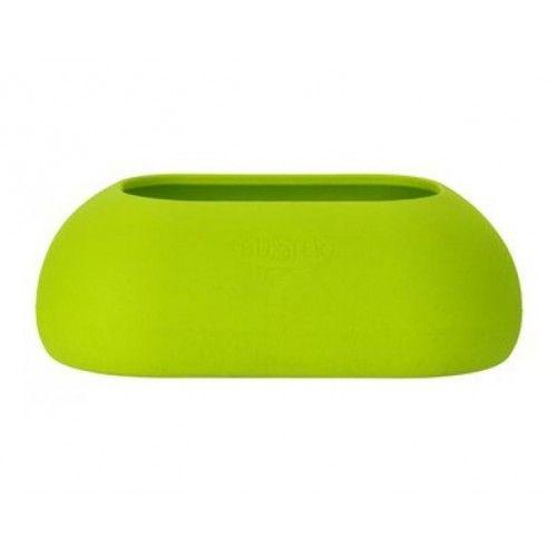 Comedero Antideslizante Incredibowl Verde 2 L