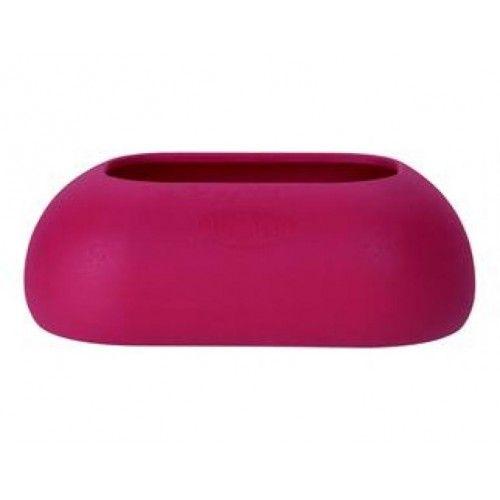 Comedero Antideslizante Incredibowl Rojo 2 L