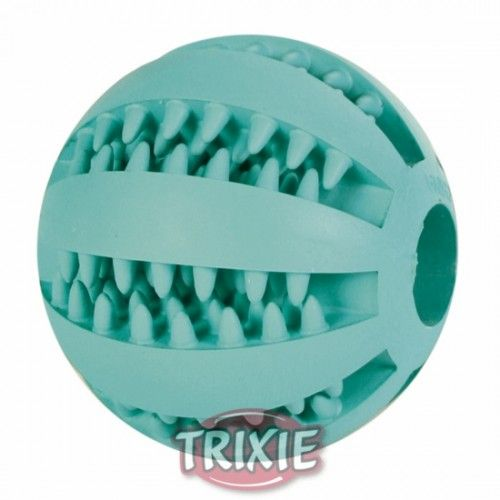 Dentafun pelota mentolada caucho natural, 5 cm