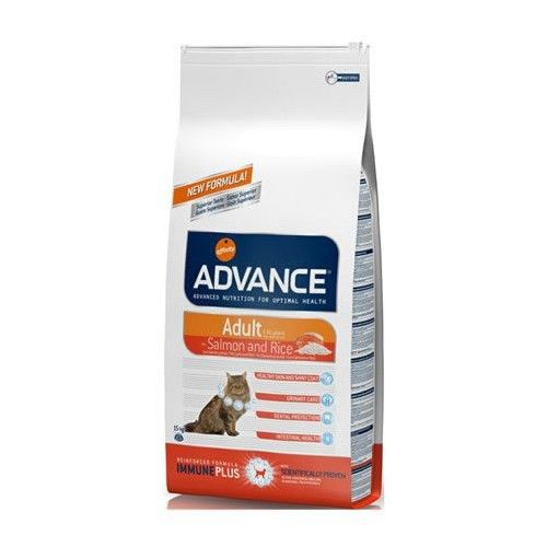 Advance cat adult salmon & rice 3 Kg