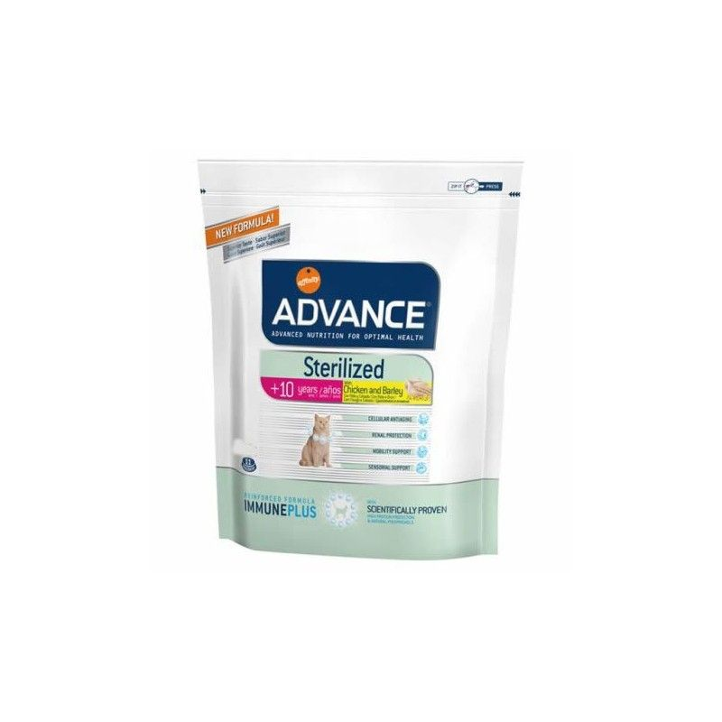 Advance cat senior chicken & rice 1,5 Kg