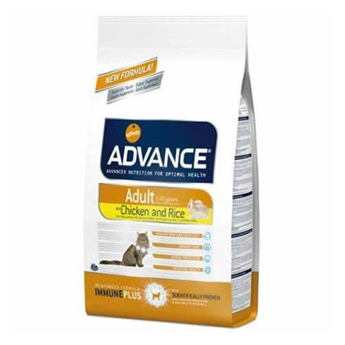 Advance cat adult chicken & rice 15 Kg