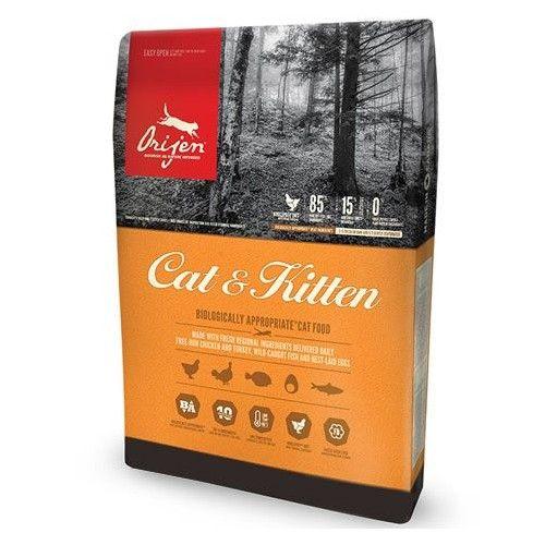 Orijen Dry Gato & kitten 5,4 Kg