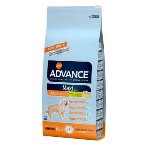 Advance maxi adult pollo y arroz 18 kg