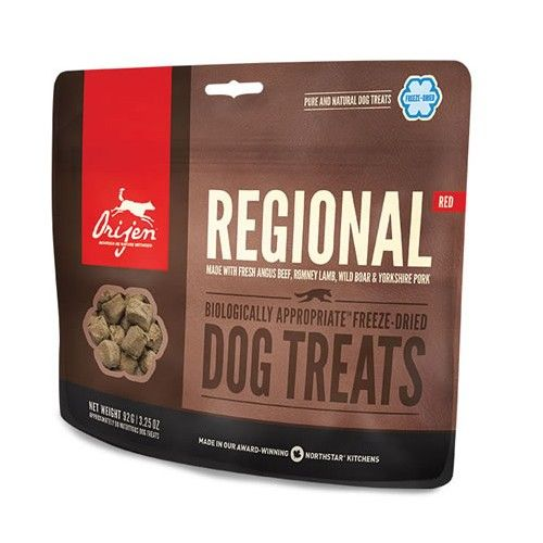 Orijen Treat Regional Red 42,5 Gr