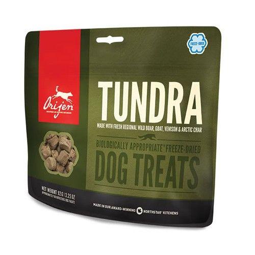 Orijen Tundra Snack dog treats 57 Gr