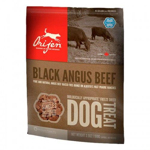 Orijen Black Angus Beef Snack 57 Gr
