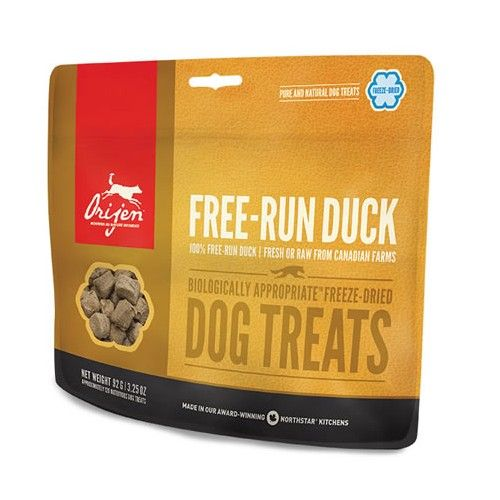 Orijen Treats Free-Run Duck 42,5 Gr