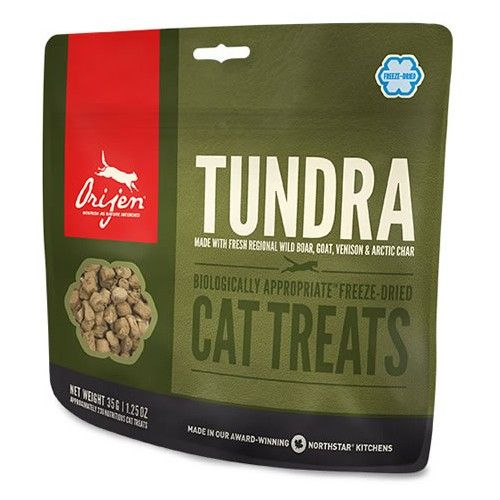 Orijen Treats Tundra Cat 35 Gr