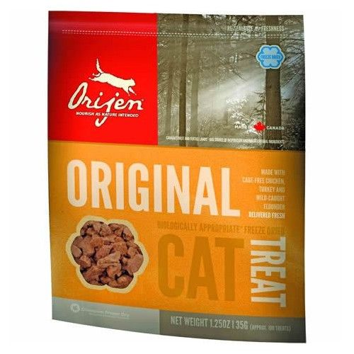 Orijen Treats Tundra Cat 35 Gr