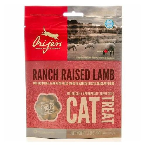 Orijen Treats Lamb Alberta Cat 35 Gr