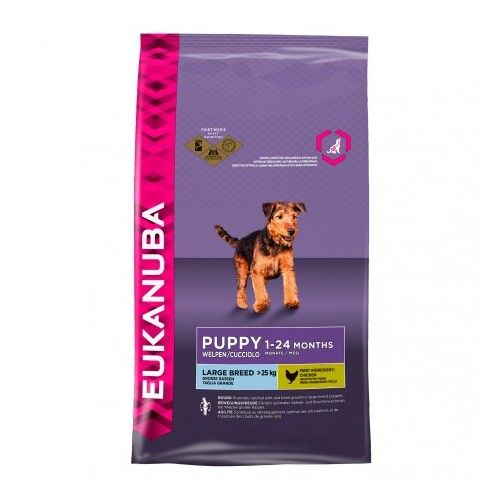 Eukanuba Puppy Large Breed 12 Kg