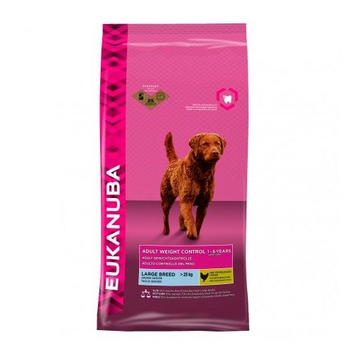 Eukanuba Adult Weight Control Large Breed 12 Kg