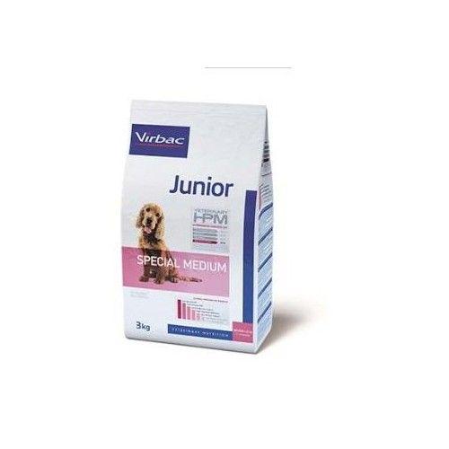 Virbac HPM Junior Special Medium 12 kg