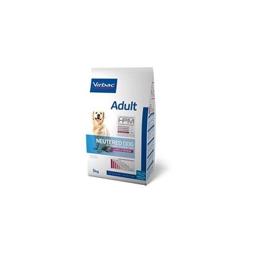 Virbac Veterinary HPM Adult Neutered Dog Large & Medium 12 kg