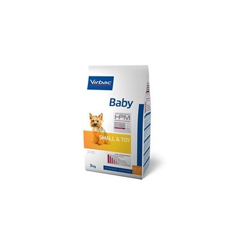 Virbac Veterinary HPM Baby Dog Small & Toy 3 kg
