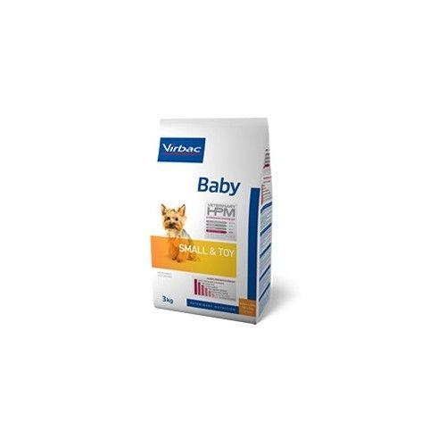 Virbac Veterinary HPM Baby Dog Small & Toy 3 kg