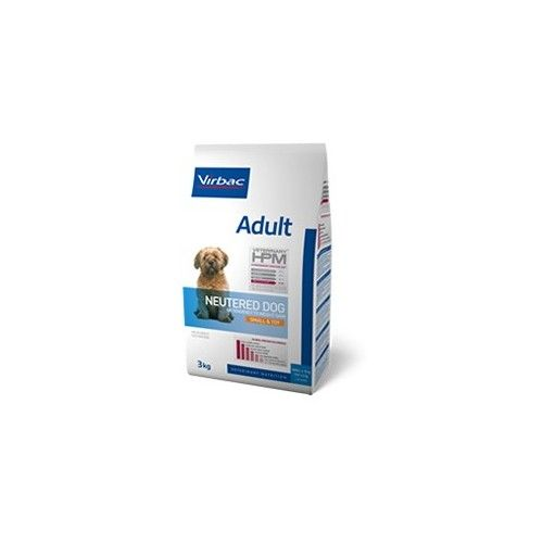 Virbac HPM Adult Neutered Small & Toy 3 Kg