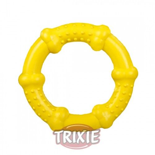 Trixie Anillo Flotable, Caucho Natural, ø 13 cm