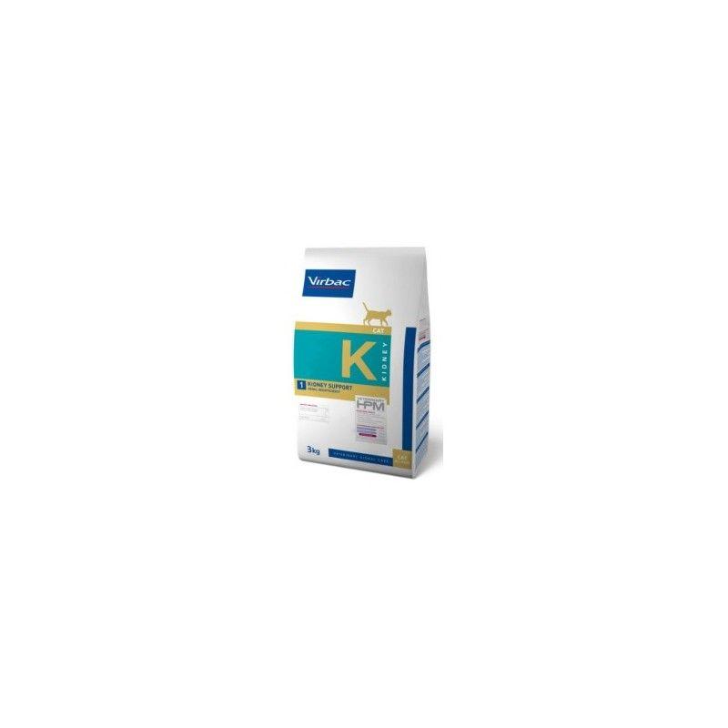 HPM Dieta para gatos K1-cat kidney 1,5 Kg