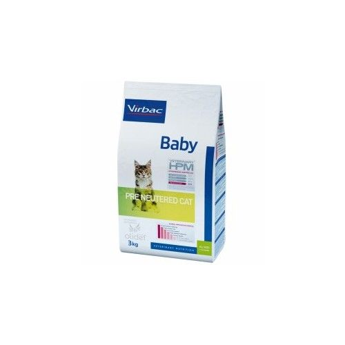 HPM pienso Baby Pre Neutered Cat 1,5 Kg