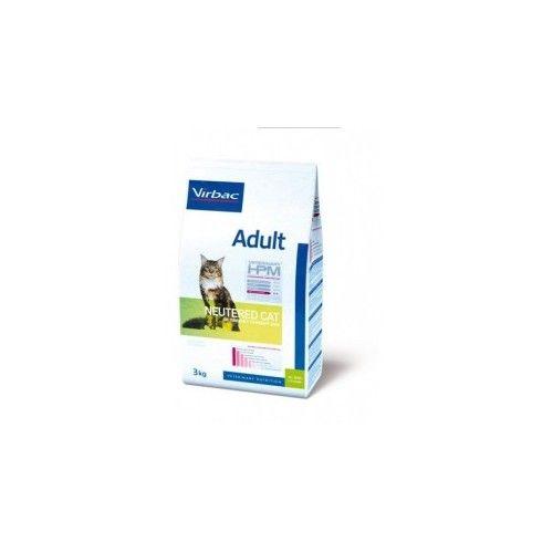 Virbac HPM pienso Adult Neutered Cat 3 Kg