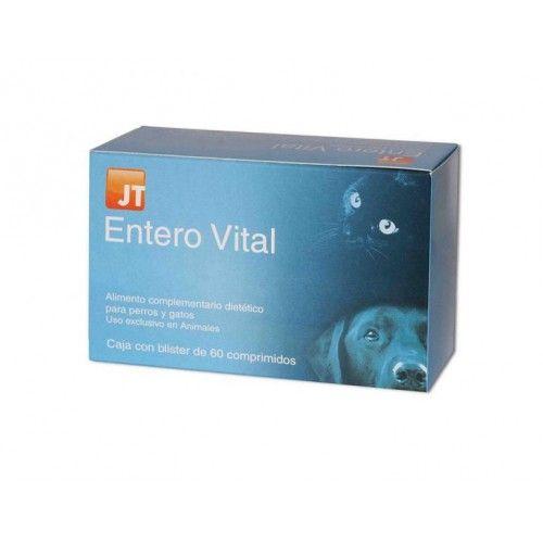 JtPharma Enterovital 60 Comprimidos