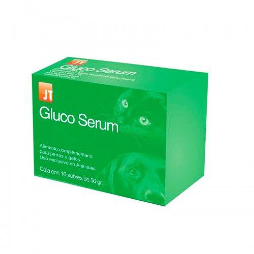 JT Pharma Glucoserum 10 x 50 gr