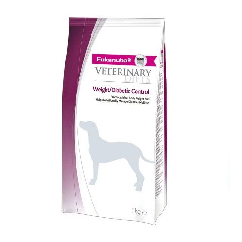Eukanuba Weight/ Diabetic Control 12 Kg