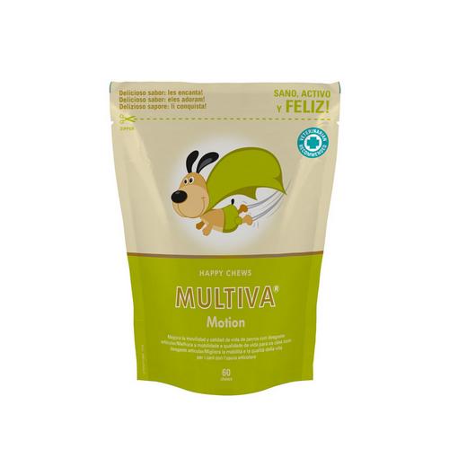 Multiva Motion Para Perro 60 Comprimidos