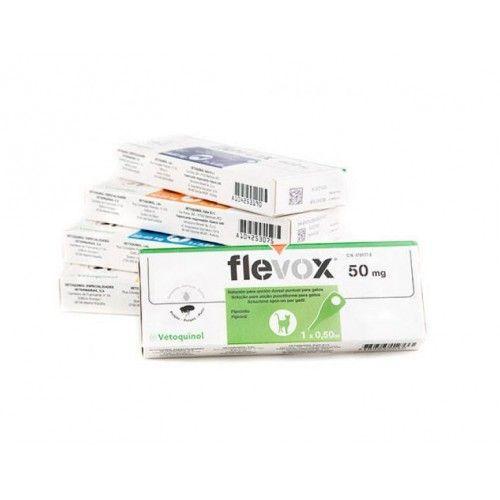 Flevox Pipeta 1 para Gatos