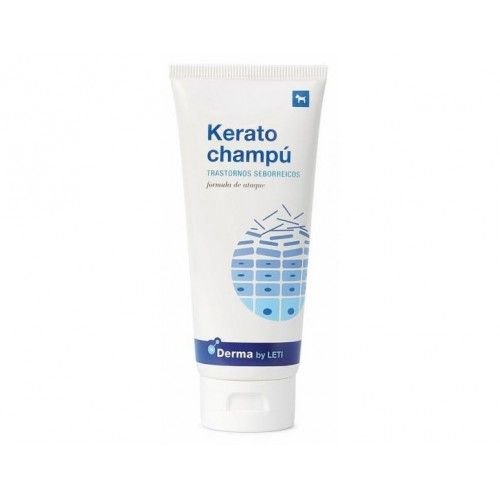 Kerato Champú Plus Fórmula Ataque 200 ml