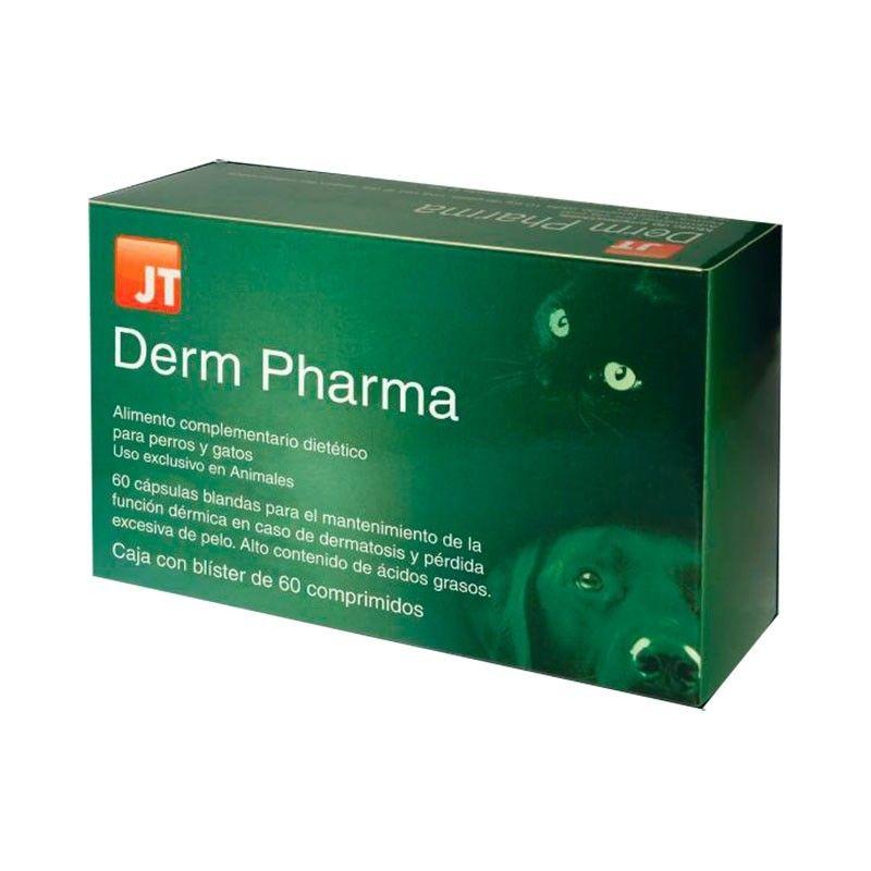JT Pharma Derm Pharma 60 cáps