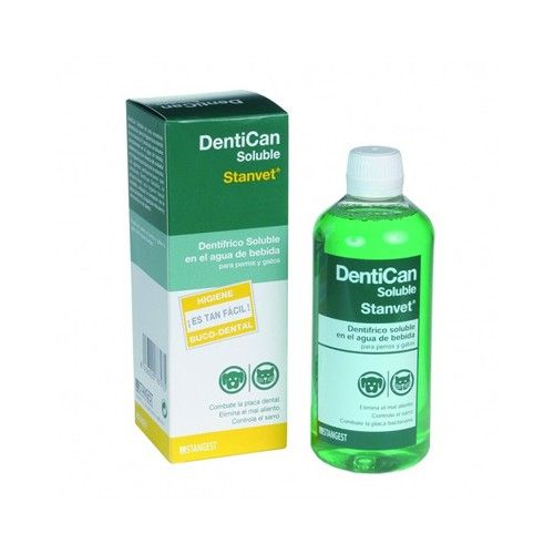 Stangest Dentican Soluble para Perro y Gato 250 Ml