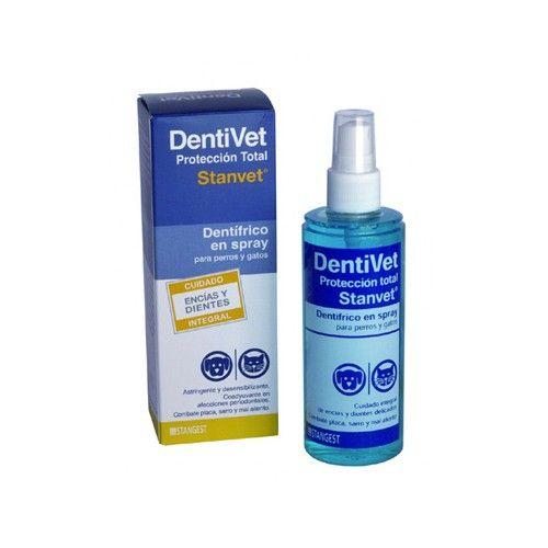 Stangest Dentivet Proteccion Total para Perro y Gato 125 ml