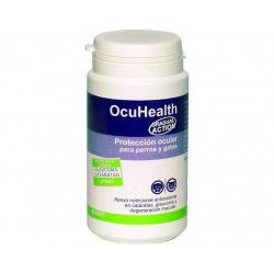 OcuHealth Suplemento Alimenticio Ocular 60 Cds