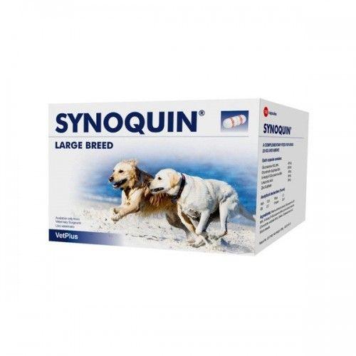 Vetplus Synoquin efa para perros grandes 120 comprimidos