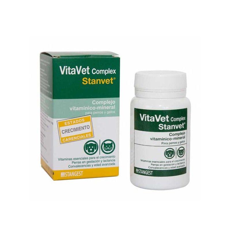 Stangest Vitavet complex perros y gatos 60 comprimidos